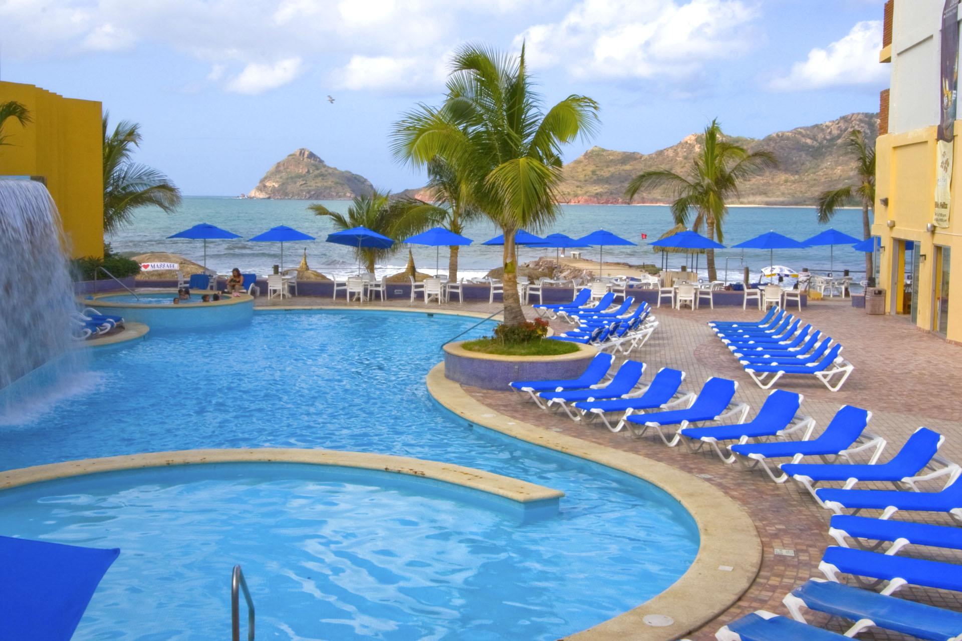 Hotel Las Flores Mazatlan